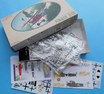 DRAGON 1:48 FOKKER D.VII PACKAGE 2!!!